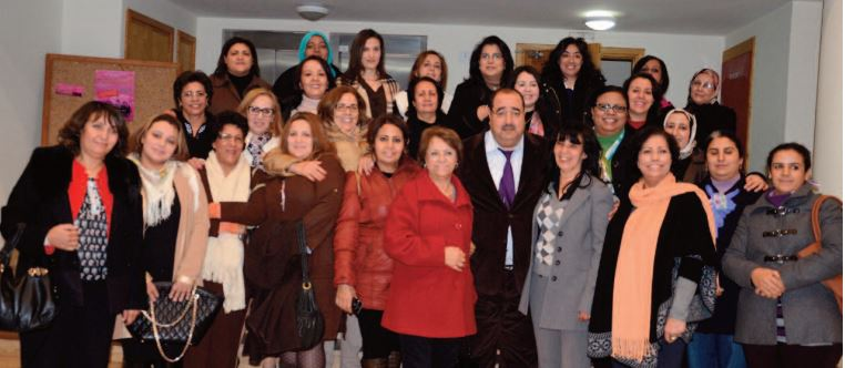 La protection des femmes et l' amélioration de leurs conditions au cœur de notre projet de développement