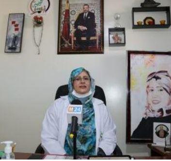 Maymouna Amidan, une militante associative de Dakhla dévouée aux personnes vulnérables
