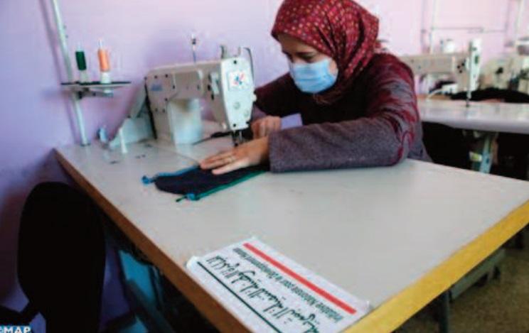 La promotion des droits sociaux et économiques de la femme au cœur des objectifs de l'INDH