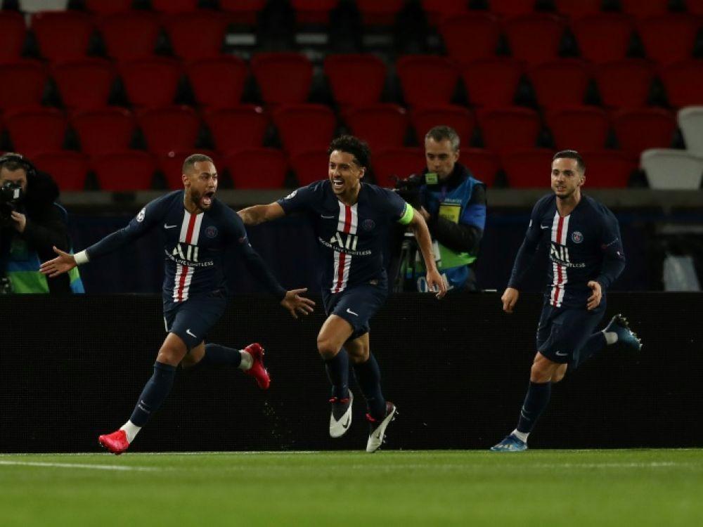 Paris et Liverpool près des quarts de la C1