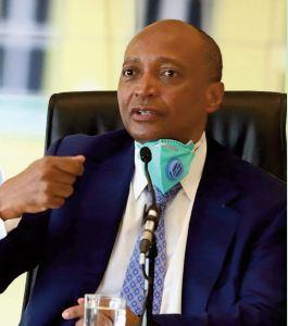 L'AG de Rabat pour officialiser Motsepe président de la CAF