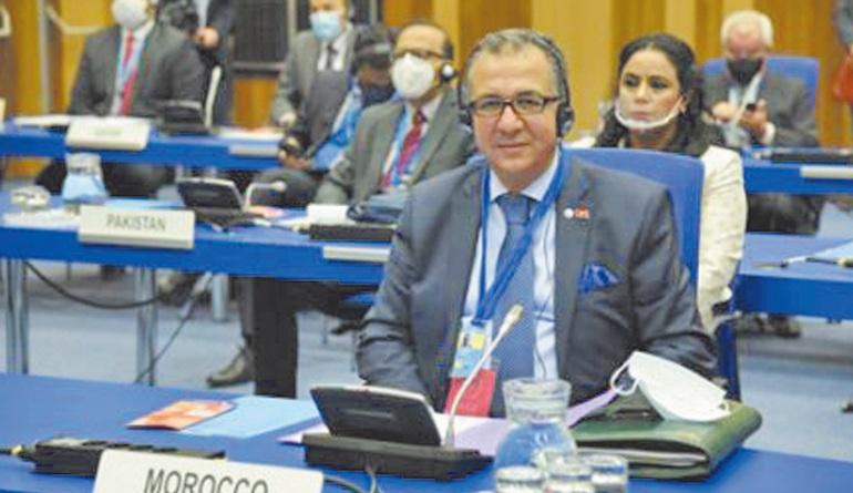 Les efforts déployés par le Maroc pour surmonter les défis posés par la Covid-19 exposés à Vienne