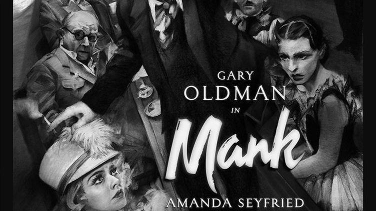 """""""Mank"""" en tête de la course aux Oscars, les femmes en force"""