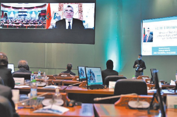 La gestion de l'exercice des droits et libertés dans l'espace numérique passée sous la loupe par l'ISESCO