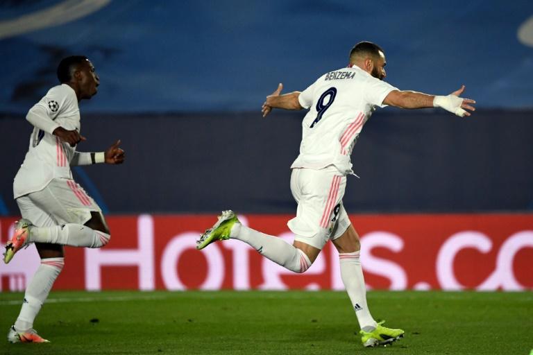 Ligue des champions : Le Real et City en quart de finale