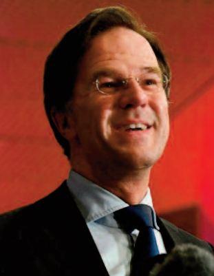 Le Premier ministre libéral Rutte remporte les législatives aux Pays-Bas