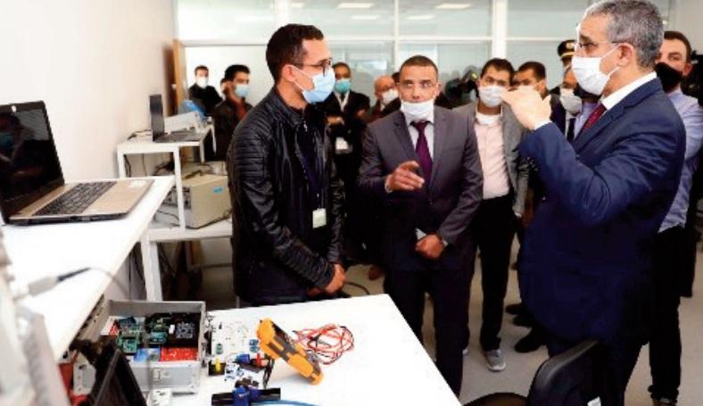 Le Maroc se dote d' un Centre de formation en sciences et technologies nucléaires