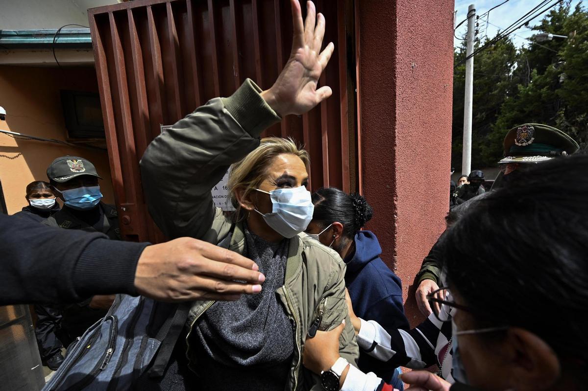 Nouvelles accusations contre l'ex-présidente bolivienne