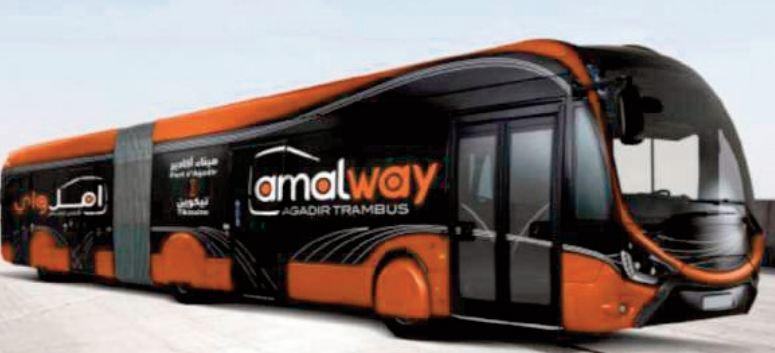 Agadir modernise ses transports en commun