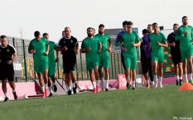 L'EN en quête à Nouakchott du point qualificatif à la CAN 2021