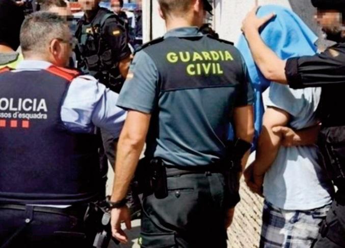 Coup de filet contre un réseau jihadiste en Espagne