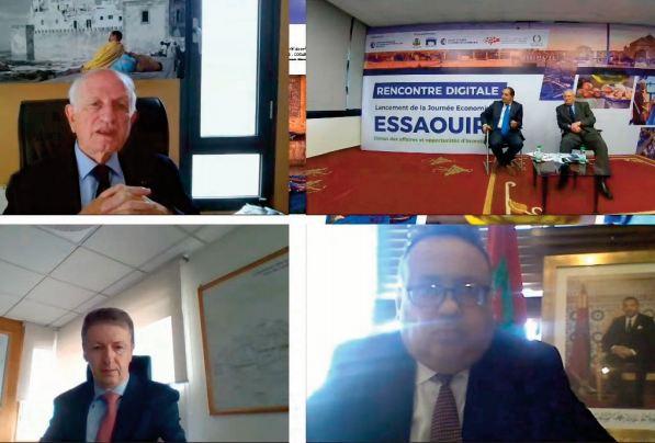 André Azoulay : Le temps est venu pour Essaouira de prendre la juste mesure des atouts qui lui sont propres