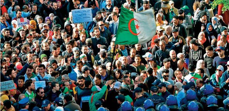 L'Algérie une nouvelle fois épinglée par le département d'Etat US
