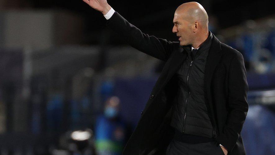 """Zidane prône le """" zéro tolérance"""" face au racisme"""
