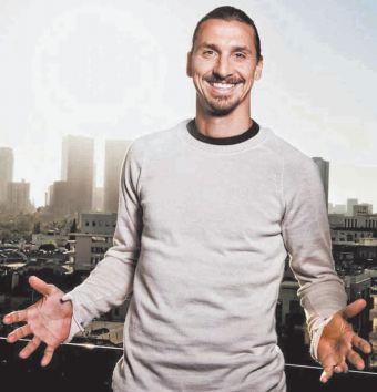 Zlatan Ibrahimovic à l'affiche du prochain Astérix et Obélix