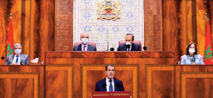 Saad Dine El Otmani : Les mesures restrictives ont été prises dans le but d'éviter le précédent de l'Aïd Al Adha