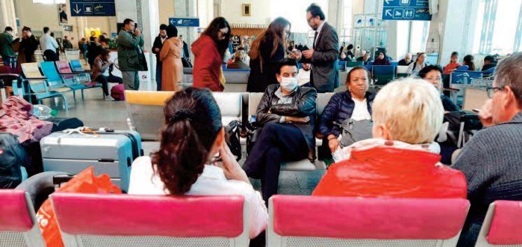 Les autorités marocaines suspendent les vols en provenance et à destination de la Tunisie