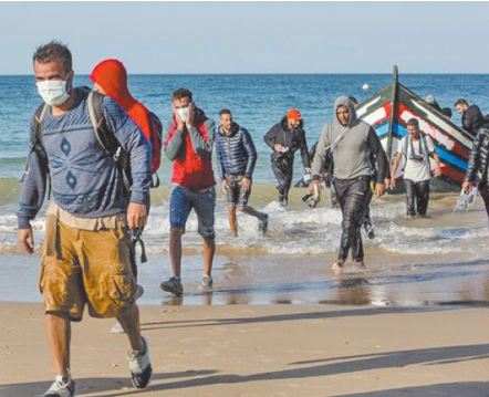 Suspension des expulsions de migrants des Canaries vers le Maroc