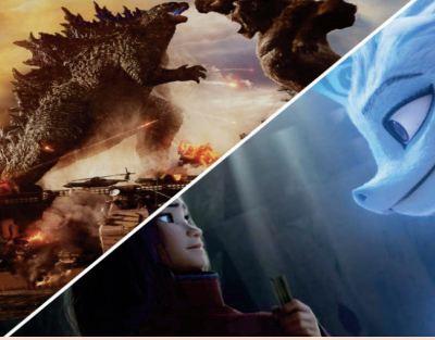 """""""Raya """" , """"Godzilla vs Kong """" : les sorties directes sur petit écran se multiplient"""