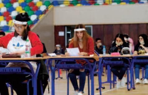 L'examen national unifié du baccalauréat entre les 8 et 12 juin