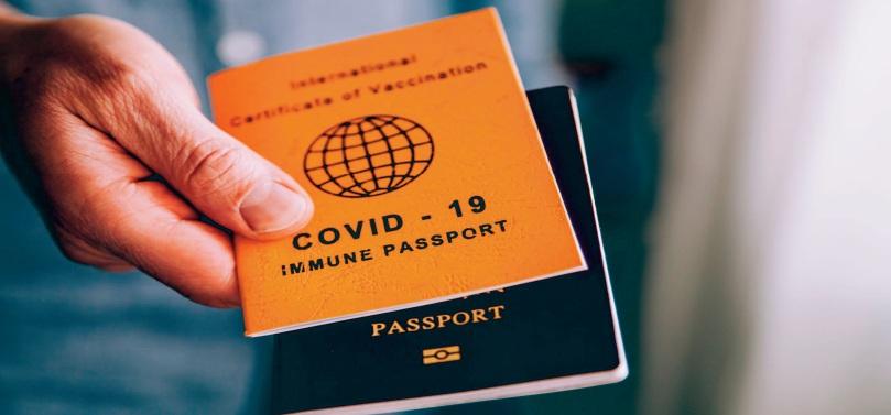 Le passeport vaccinal prend son envol