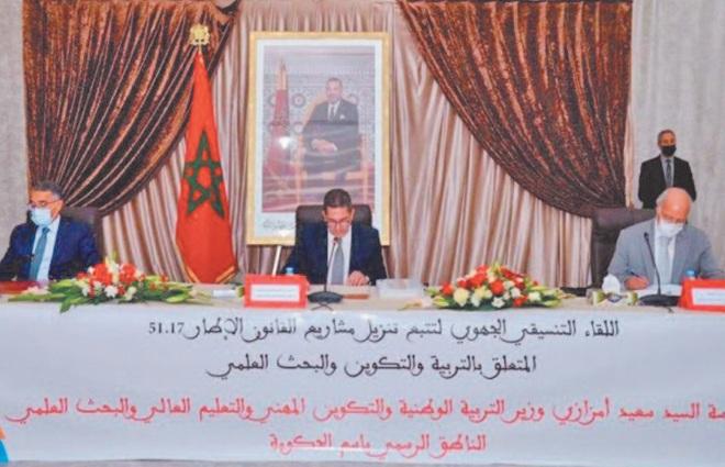 Amélioration de l'offre scolaire à El Fida-Mers Sultan