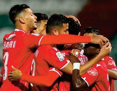 Coupe du Trône: Le Wydad dernier qualifié aux quarts de finale