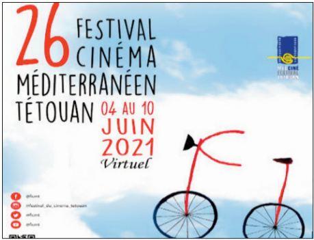 Le 26ème Festival international du cinéma méditerranéen de Tétouan, en version virtuelle