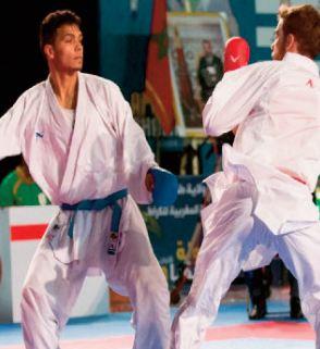 Karaté : Coopération maroco-émiratie