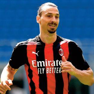 A 40 ans, Ibrahimovic prolonge à Milan