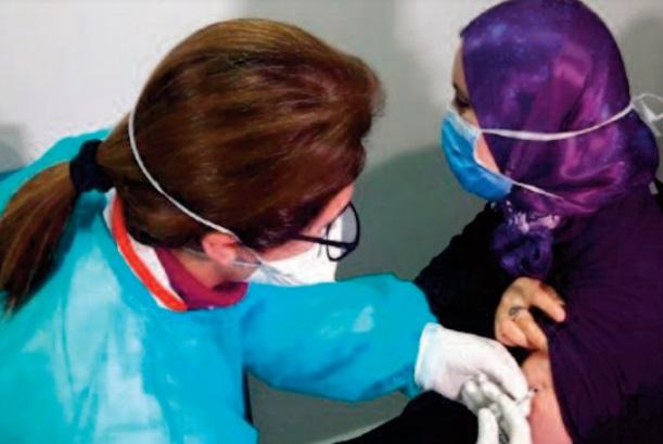 La campagne de vaccination élargie aux 55-60 ans