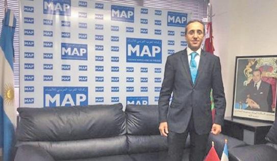 Volonté du Maroc et de l'Argentine de développer leurs relations bilatérales