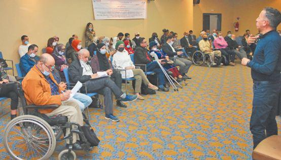 Politiques territoriales inclusives et société civile parallèle