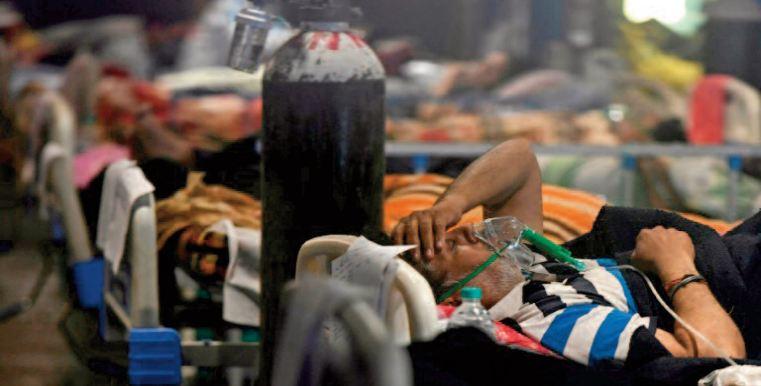 Le Brésil et l'Inde s'enfoncent dans la crise