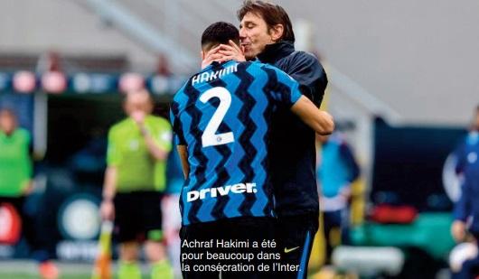 Pour l'Inter Le Conte est bon