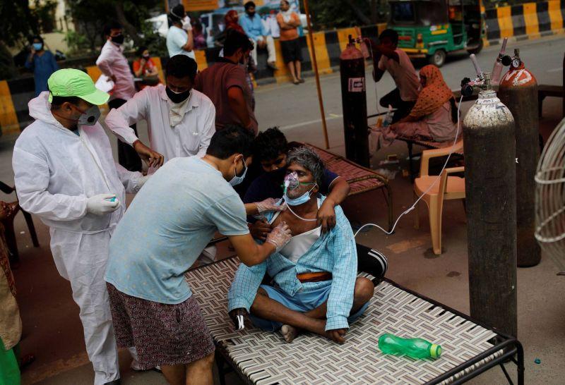 L'Inde passe le cap des 20 millions de cas Covid