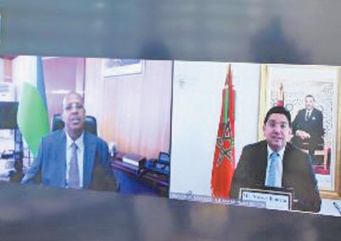 Djibouti réitère son attachement à l'intégrité territoriale du Royaume