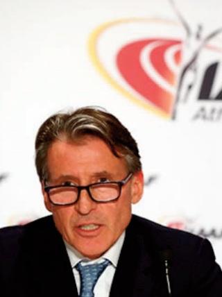 Le président de l'IAAF appelle à la tenue des JO de Tokyo