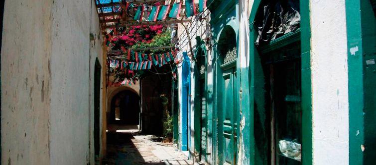 La médina de Tripoli veut retrouver son lustre d' avant-Kadhafi