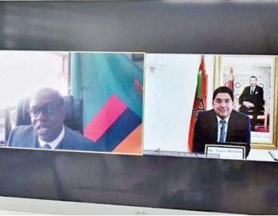 La Zambie réitère son soutien indéfectible à l'intégrité territoriale du Maroc