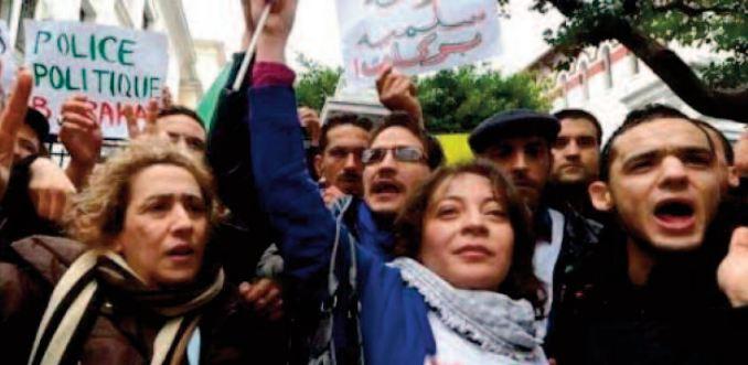 Lourde peine d'emprisonnement pour une militante du Hirak