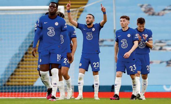 Chelsea contrarie City avant la finale de C1
