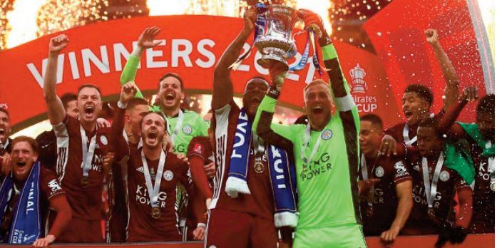 Coupe d'Angleterre :Tielemans et Leicester foudroient Chelsea