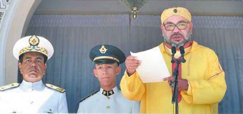 S.M le Roi adresse un Ordre du jour aux Forces Armées Royales
