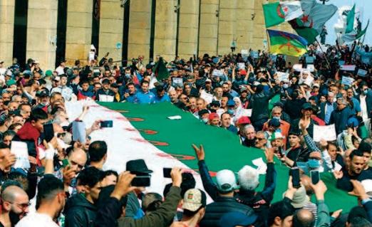 """Un collectif dénonce l'intensification de la répression par """"un régime algérien dans l'impasse"""""""