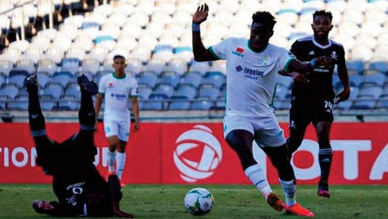 Virée réussie pour le Raja à Johannesburg