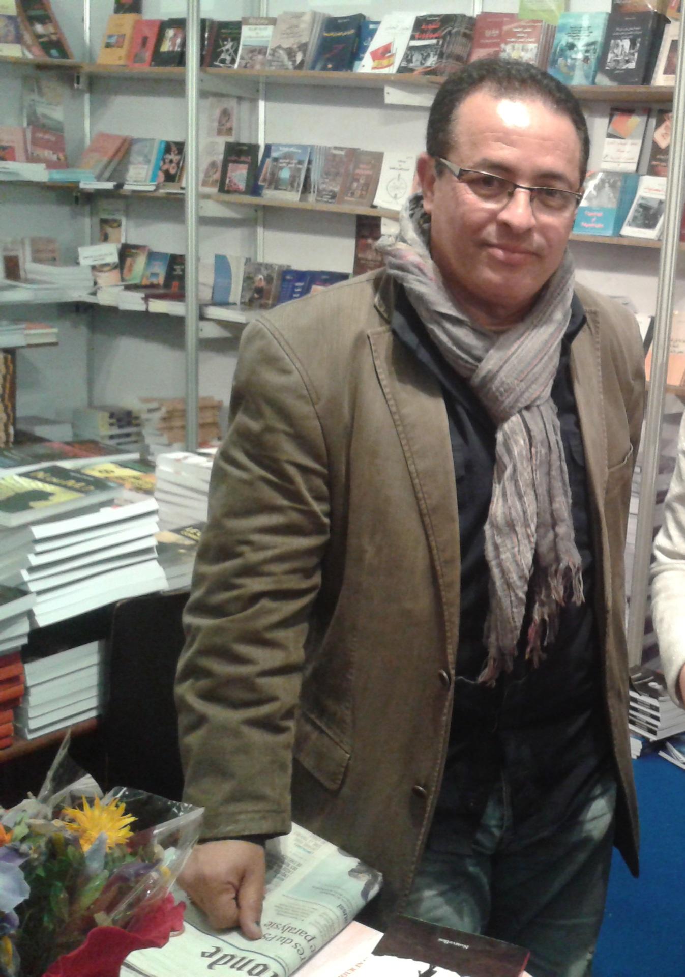 """""""L'éveil des pas"""", nouveau recueil de poèmes de M'barek Housni"""