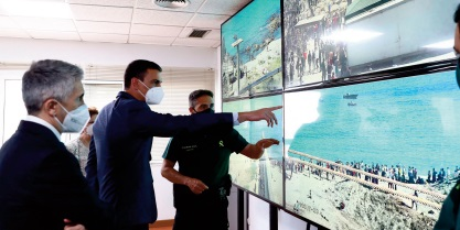 La tension entre Rabat et Madrid va crescendo