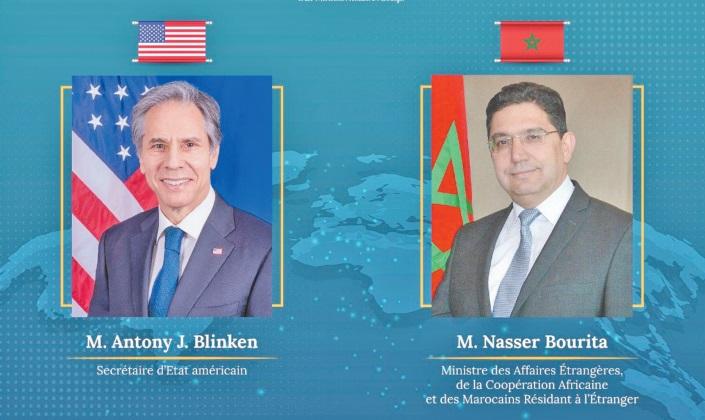 Le secrétaire d'Etat américain souligne le rôle clé joué par le Maroc au Proche-Orient