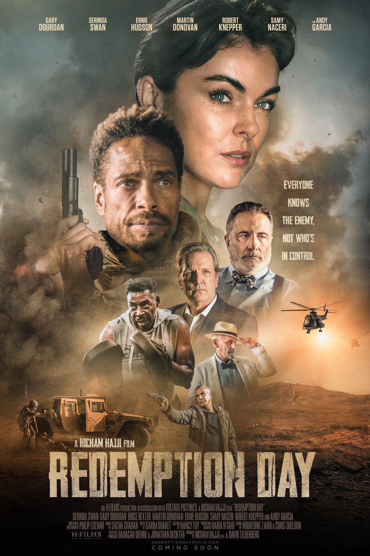 """""""Redemption Day"""" de Hicham Hajji à l'affiche du NYC Independent Film Festival"""